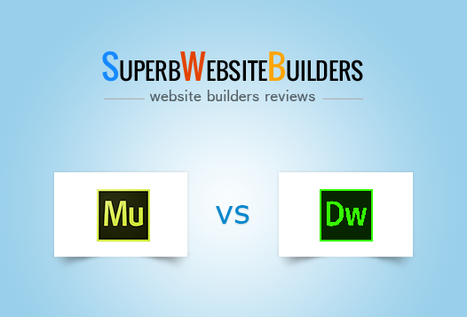 Adobe Muse vs Dreamweaver- ը