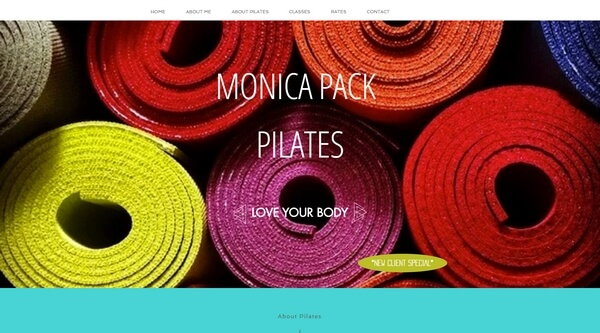 Monica Pack Pilates