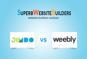 Jimdo vs Weebly