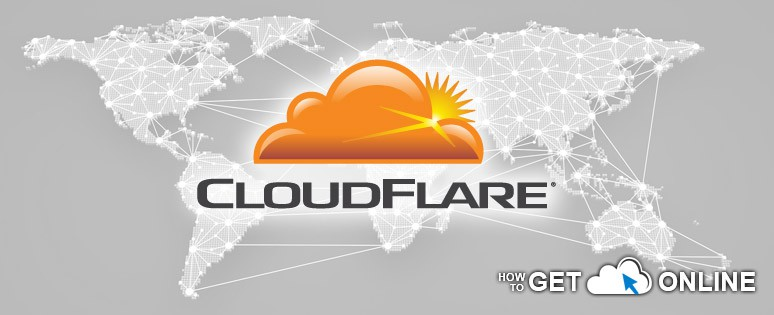 Web hosting me Cloudflare
