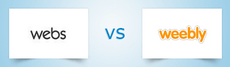 Webs vs Weebly