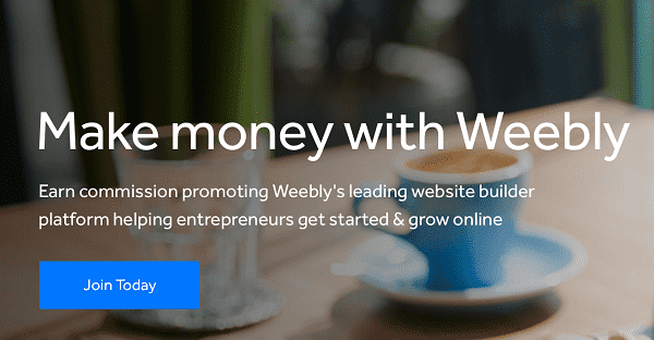 Weebly tengd forrit